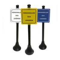 Pedestal Sinalizador