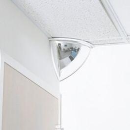 Espelho Convexo de Segurança 90°