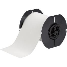 Etiqueta ToughWash de Poliéster Branca (101,6mm x 15,24m) | S3100, BBP31, BBP33, BBP35, BBP37, I3300
