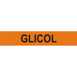 Marcador de Tubulação para Uso Externo - Glicol