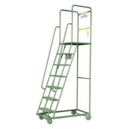 Escada Plataforma metálica