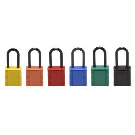 Cadeado de Segurança Econômico | Haste em Plástico
