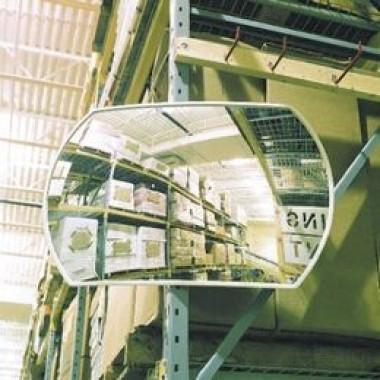 Espelho de Segurança Convexo Interno Oval