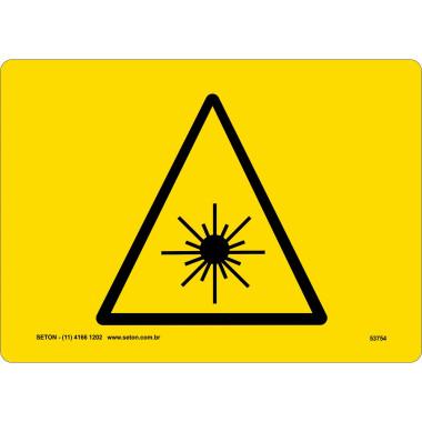 Placa Laser