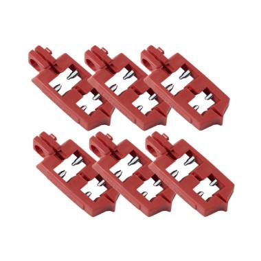 Bloqueios de Disjuntores Monopolares | 120 Volts