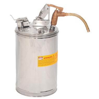 Recipiente para produto inflamável com Válvula Tubo para Descarga - 20L