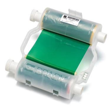 Ribbon Verde - B30-R10000-GN Resina (110mm x 61m)