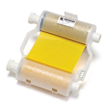 Ribbon Amarelo - B30-R10000-YL Resina (110mm x 61m)