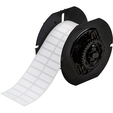 Etiqueta de Nylon Revestidas com Poliamida Branca (9,52mm x 25,4mm) | BBP33 e i3300