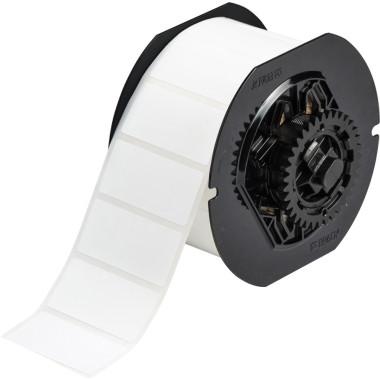 Etiqueta de Poliéster Ultra-Agressivo ToughBond® Branca (25,4mm x 50,8mm) | BBP33 e i3300