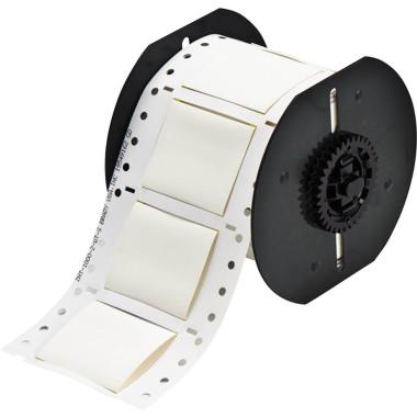 Luvas Termocontráteis PermaSleeve para Altas Temperaturas Branca (42,16mm x 50,8mm) | BBP33 e i3300
