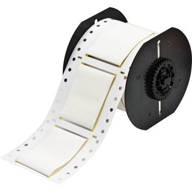 Luvas Termocontráteis PermaSleeve para Altas Temperaturas Branca (61,8mm x 50,8mm) | BBP33 e i3300