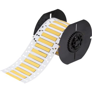 Luvas Termocontráteis PermaSleeve Amarela Impressão em Ambos os Lados (8,5mm x 50,8mm)   BBP33 e i3300