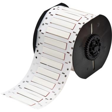 Luvas Termocontráteis PermaSleeve® Branca Impressão em Ambos os Lados (111,15mm x 50,8mm) | BBP33 e i3300