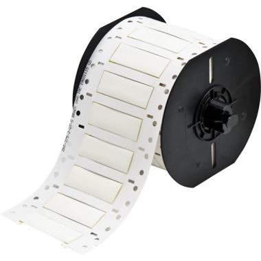 Luvas Termocontráteis PermaSleeve para Altas Temperaturas Branca (16,38mm x 50,8mm) | BBP33 e i3300