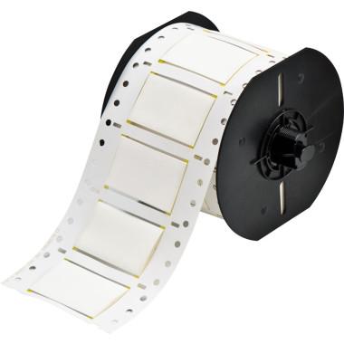 Luvas Termocontráteis PermaSleeve para Altas Temperaturas Branca (31,75mm x 50,8mm) | BBP33 e i3300