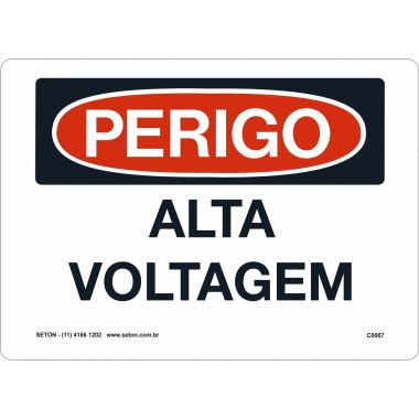 Placa de alta voltagem