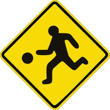 Placa de Sinalização de Trânsito | Crianças