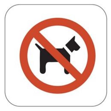 Placa Proibido Celular | Pictograma