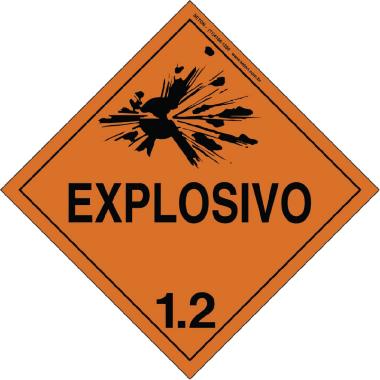 Placa Explosivo 1.2