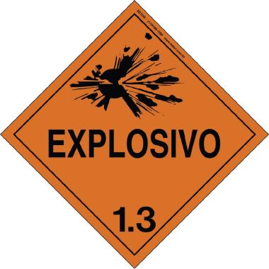 Placa Explosivo 1.3