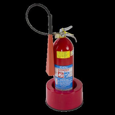 Suporte de Solo para Extintores