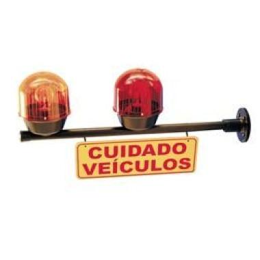 Sinalizador de Garagem - 110v / 220v