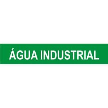 Marcador de Tubulação de Pequeno Diâmetro - Água Industrial