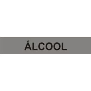 Marcador de Tubulação Autoadesivo - Álcool