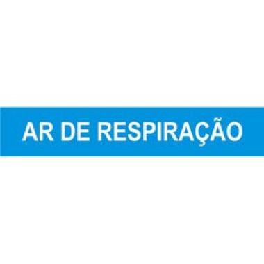 Marcador de Tubulação de Pequeno Diâmetro - Ar de Respiração