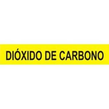 Marcador De Tubulação Para Uso Externo Dióxido De Carbono