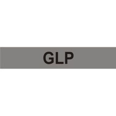 Marcador de Tubulação Autoadesivo - GLP