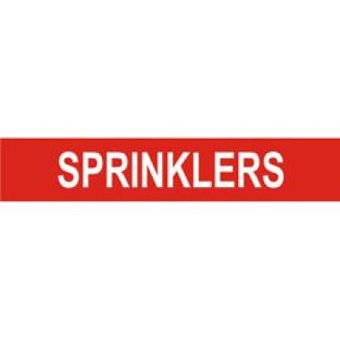 Marcador De Tubulação Para Uso Externo Sprinklers*