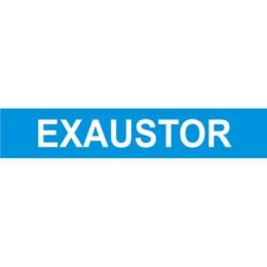 Marcador de Tubulação de Pequeno Diâmetro - Exaustor