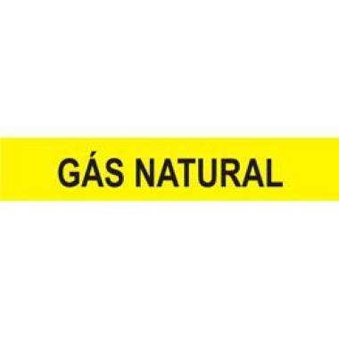 Marcador de Tubulação em Rolo - Gás Natural*