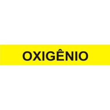 Marcador De Tubulação Para Uso Externo Oxigênio