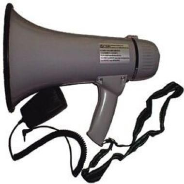 Megafone 20W com microfone de mão - Seton
