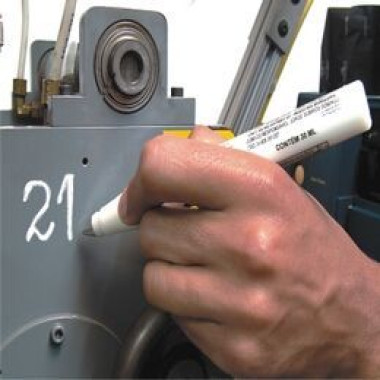 Marcador Industrial Traço Forte