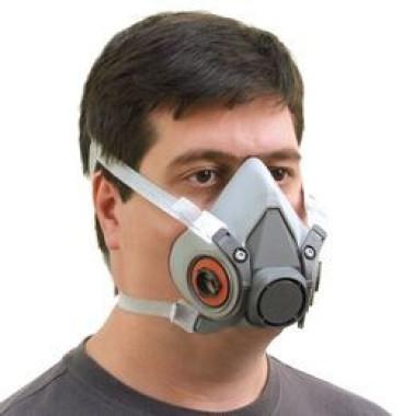 Respirador semifacial ga/vo