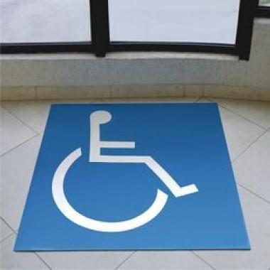 Demarcador para Cadeira de Rodas