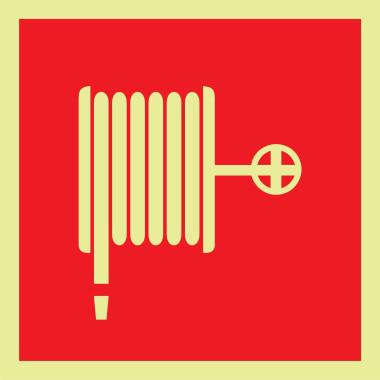 Placa fotoluminescentepara símbolo mangotinho