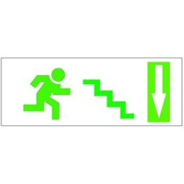 Sinalizacao de Emergencia com LED - Escada