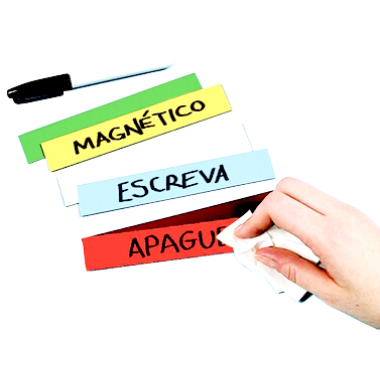 Etiqueta Magnética em Rolo
