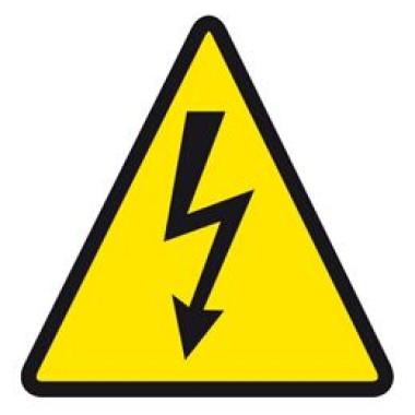 Etiqueta De Eletricidade