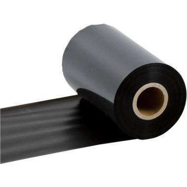 Ribbon R1803 de Cera | Preto | Para Impressora Térmica | 130mm x 450m